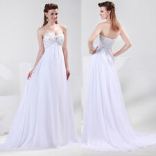 In Stock Long Formal Evening Gowns Woman's Prom Dress Bridesmaid Wedding Dresses