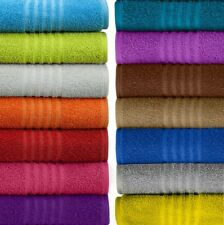 100% Ring Spun USA Cotton Bath Sheet Extra Large Bathroom Towel, Soft Absorbent