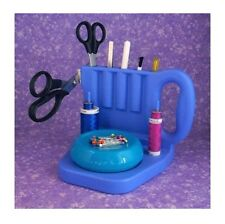 Tool Caddy with Grabbit Pincushion for Sewing & Quilting. Includes PINS!!!