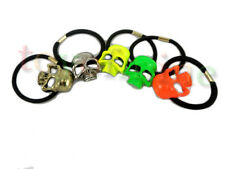 European and American style jewelry retro punk skull metal hair band