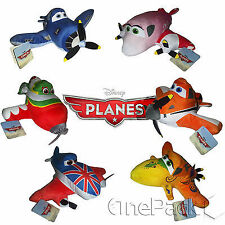 "DISNEY PLANES LARGE 10"" SOFT PLUSH TOY CHOOSE YOUR CHARACTER OFFICIAL GIFT TOY"
