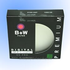 B+W UV XS-PRO XSP MRC Nano Filter 82/77/72/67/62/58/55/52/49/46/43/40.5/39/37mm