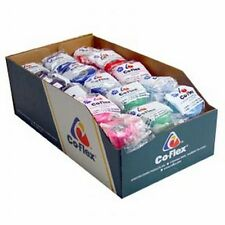 Andover Coflex Self Adherent Elastic Wrap 1  2  3  4  6in sizes Colorpack Box