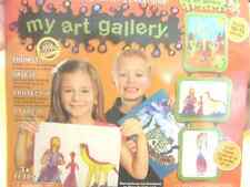My ART GALLERY 2013 Product of Year Display & Storage System Kids Art SEE VIDEO