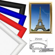 A3 Snap Frames Picture Poster Holders Clip Displays Retail Wall Notice Boards
