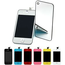 Replacement LCD Touch Screen Digitizer Glass Assembly For iPhone 4S