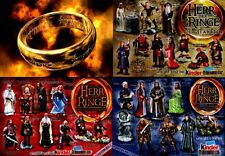 KINDER The Lord of the rings Herr der Ringe Signore degli anelli hand painted