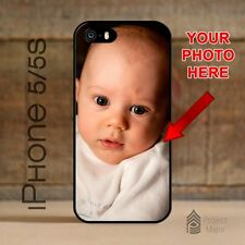 Fits Apple iPhone 5/5s Case Customized Personalized Cover Photo Photograph Foto