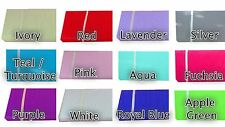 """NEW 54""""x120 FT 40 yards TULLE Bolt Wedding Party Decoration Pew Bow Bridal Favor"""