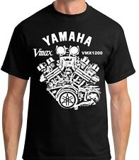 Yamaha VMAX T-shirt V boost Star motorcycles VMX1200 VMX warrior banshee royal