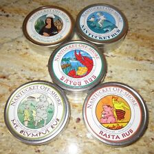 NANTUCKET★OFF-SHORE RUB★Seasoning Spices TIN for Grilling/Pork/Beef/Chicken/Fish