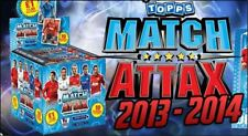 Match Attax 2013/2014 13/14: Man of The Match Cards #361 - #390 Arsenal - Man C
