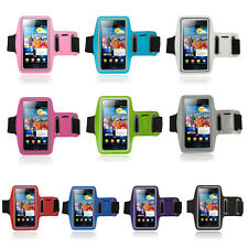 Running Sport Gym Armband Case Cover Pouch for Samsung Galaxy S2 II i9100 - UK