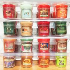 (A-K Choices) Yankee Candle VOTIVE (SINGLES) Samplers Votives Candles VARIETY