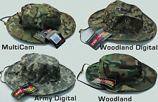 Camo Boonie Hat One Size Fits Most GEN 2 by TRU-SPEC - FREE SHIPPING