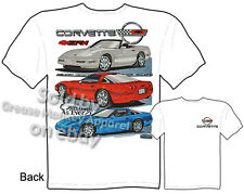 C4 Corvette T Shirt ZR-1 Exciting As Ever 84-96 Chevrolet Vette Sz M L XL 2XL 3X