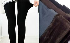 Fashion Womens Sexy Pencil Winter Leggings Thick Warm Fleece lined Fur Tight,new
