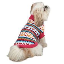 East Side Collection Peace Lovin Dog Sweater Dog Clothes - Clearance