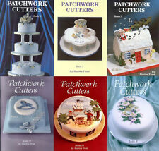 Patchwork Cutters Cake Decorating Books