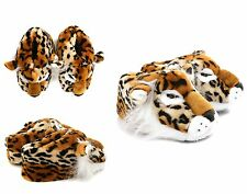 Mens & Boys Bigfoot & Animal Funny Novelty Slippers Size 3 to 8 UK - GREAT GIFT