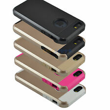 Hybrid Rugged PC Shockproof Dirt Prooof Hard Matte Case Cover for iPhone 5S 5