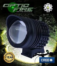 Opticfire Cyclops CREE XM-L T6-ZOOM Aspheric bike cycle lights head torch light