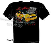 Mustang T Shirt Like A Boss 302 Ford Tee Muscle Car Apparel Sz M L XL 2XL 3XL