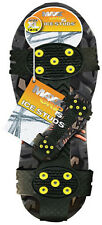 Maxx Dry Snow Ice Studs for Boots Shoes Traction Monster Grips Size Mens 7-9 Med