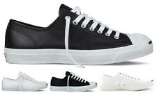 Converse Jack Purcell Leather & Canvas Unisex Shoes