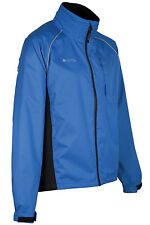 Adrenaline Mens Waterproof Highly Reflective Running Jogging Bike Jacket Coat