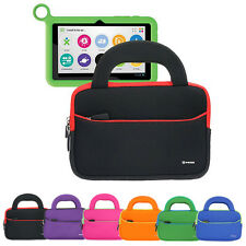 "Handle Carry Portfolio Sleeve Case Bag For OLPC XO 7"" Kids Tablet XO-880/XO-780"