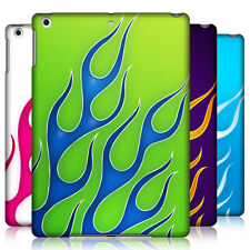 HEAD CASE FLAME DECALS SNAP-ON CASE FOR APPLE iPAD AIR