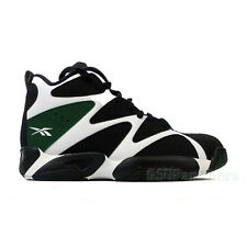Reebok Kamikaze i Mid OG (WHITE/BLACK/RACING GREEN) Men's Shoes V60362