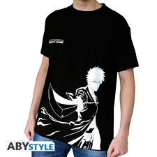 BLEACH ICHIGO B+W T-SHIRT - OFFICIAL ANIME PRODUCT