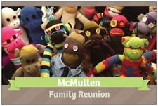 Personalized FAMILY REUNION Monkies Made of Socks INVITATIONS  Post/Flat Cards