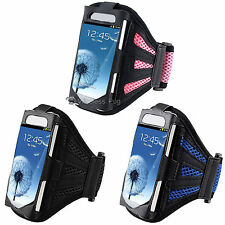 Running Armband Sports Case For Samsung Galaxy Gym Cover S3 S4 SIII SIV i9500
