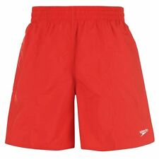 Speedo Mens Gents Leisure Shorts Elasticated Waistband