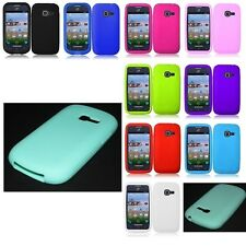 Soft Silicone Gel Rubber Skin Case Phone Cover For Samsung Galaxy Centura S738C
