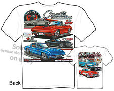 Corvette Apparel Corvette T Shirts C2 63 64 65 66 67 Stingray Clothing 55 56 57