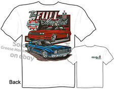 Chevy Shirt Monte Carlo Chevrolet Clothing Muscle Car T Shirts 1970 1971 1972