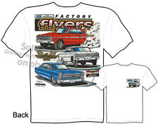 Ford Shirt Muscle Car T Shirts Automotive Shirts DragRace 1963 1964 1965 1966 67