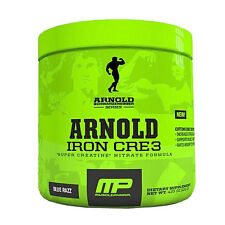 Supplément Arnold Series Iron Cre3 123g nitrate créatine