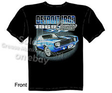 Camaro T Shirts Chevy Shirt Muscle Car Apparel Automotive Shirts 1969 Chevrolet