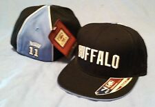BUFFALO BRAVES BOB McADOO FLAT BRIM HARDWOOD CLASSIC THROWBACK NBA CAP BY REEBOK