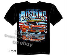 Mustang T Shirts Ford Shirt Mustang Apparel Automotive Shirts 1965 1966 1967 68