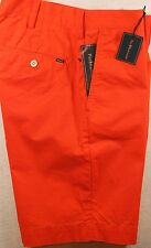 NWT Polo Ralph Lauren SIZE 32 33 34 35 Pima Cotton Blend Short ORANGE