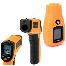 Digital IR Laser Infrared Thermometer Non-contact Temperature Gun