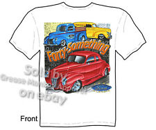 Hot Rod T Shirts Ford Shirt Hot Rod Clothing Automotive Shirts 1940 Apparel