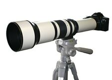 Rokinon 650-1300mm Ultra Telephoto Zoom Lens for Canon, Nikon & Sony Alpha