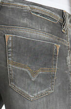 "NWT MEN'S DIESEL ""SAFADO"" SLIM-STRAIGHT WASH:0801I_STRETCH SIZE:30x32 MSRP:$228"